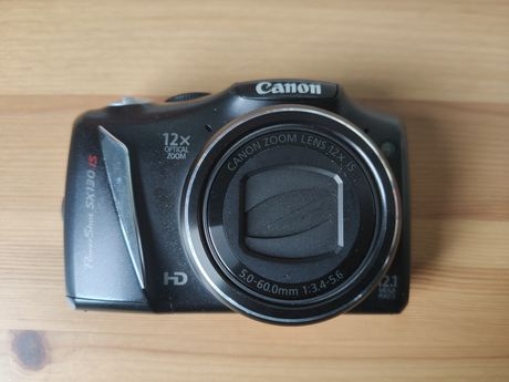 Aparat cyfrowy Canon PowerShot SX130 IS (opcja zdjęć RAW)