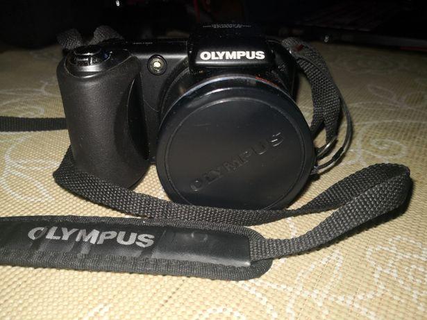 Aparat fotograficzny Olympus SP-600UZ +32GB SD, 4xakumulatorki,torba