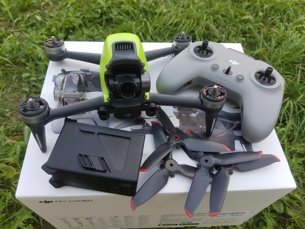 Дрон DJI FPV квадрокоптер drone no glasses