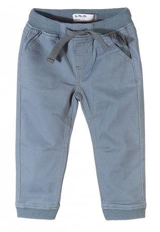 Spodnie chłopięce typu jogger 51015 rozm 128