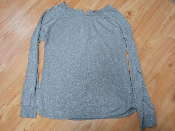 Brokatowa bluzka