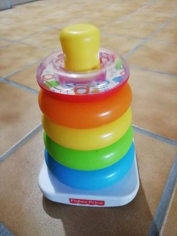 Pirâmide Fisher Price