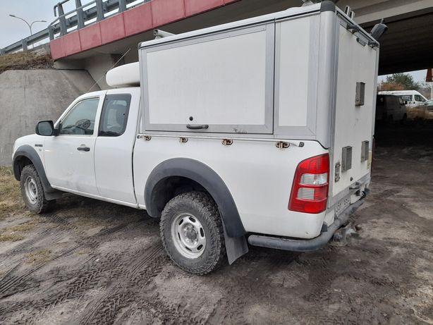 Zabudowa Camper Wyprawowy Warsztat Ford Ranger