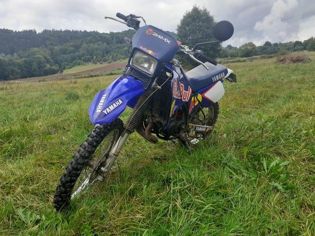 Yamaha dt 125r 1998 zarejstrowana, po remoncie