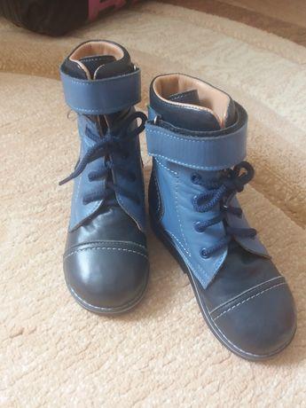 весна-осень ортопедические ботинки