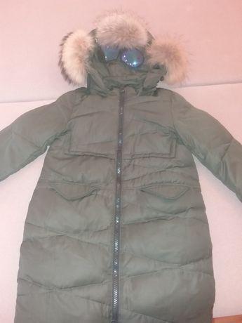 Пуховик пальто на мальчика