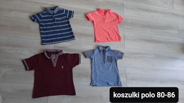 Koszulki polo 80-86