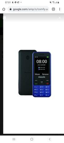 Philips Xenium E182 Dual Sim Blue
