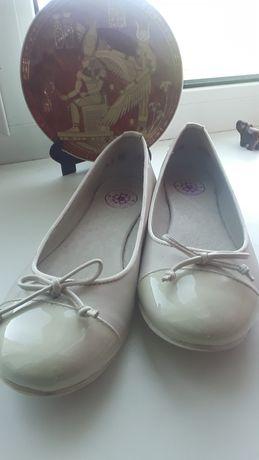 Туфли кожаные 31 рр