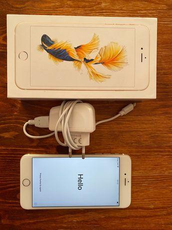 iPhone 6s Plus Gold 32 GB używany stan bardzo dobry 100% bateria