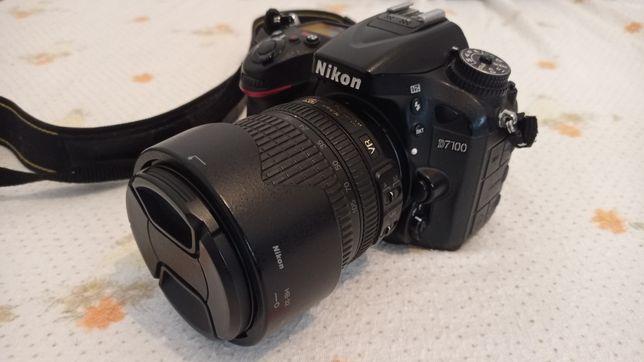 Nikon D7100 (duas lentes)