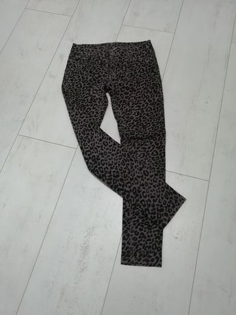 Spodnie panterka, rozmiar 158.
