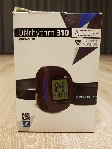 Zegarek z pulsometrem Cardio ONrhythm 310 access GEONAUTE