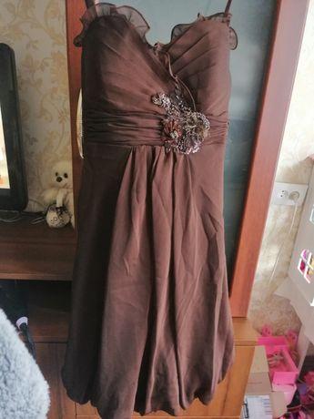 Красивое платье на выпуской