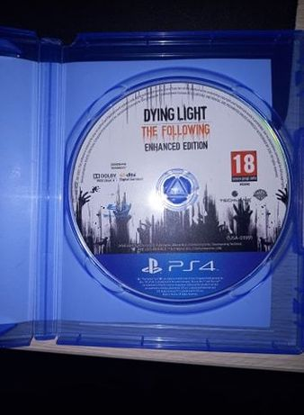 Dying light ps4 sprzedam
