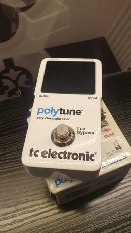Tuner polytune tc electronic
