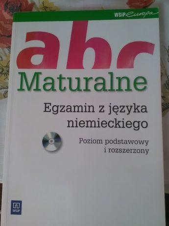 Książka Egzamin z języka niemieckiego