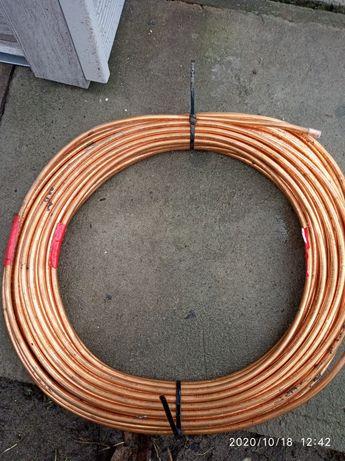 Труба кондеціонерна 6.35мм 0.76.