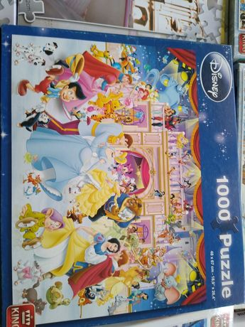 Puzzle Disney 1000 elementów