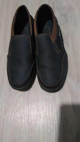 Туфли на мальчика мокасины