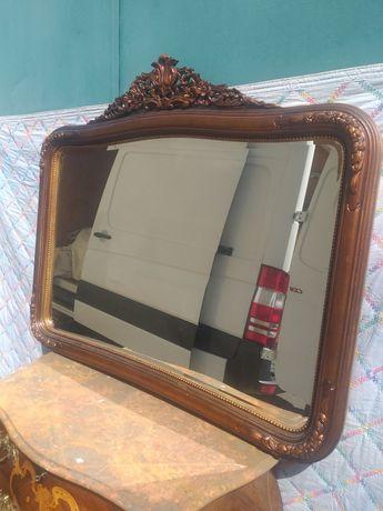 Espelhos prateados/Dourados