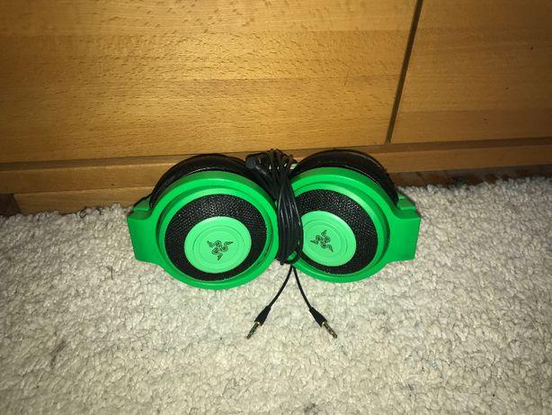 Słuchawki Razer Kraken PRO Green 2015