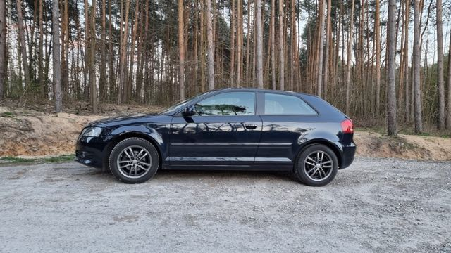 Sprzedam Audi  A3 8P  lift 1.6 Mpi 2008 Rok
