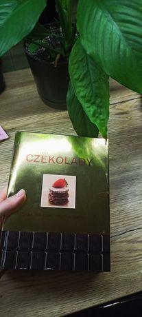 Książka księga czekolady