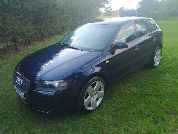 Audi A 3 1.8 TFSI Manual