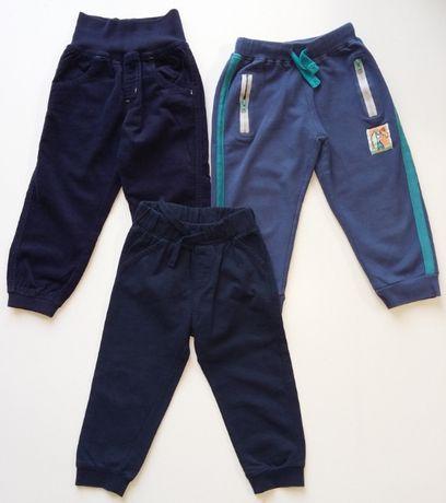Spodnie dla chłopca rozm. 92
