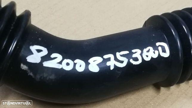 Tubo admissão intercooler Renault Kangoo 2010 1.5 DCI , ref 8200875380 D .