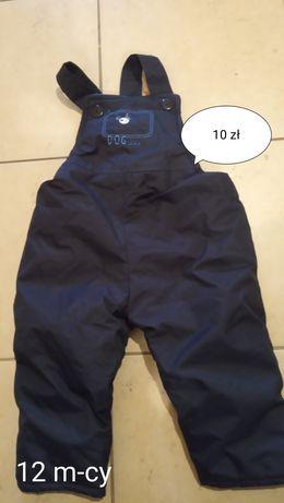 Nowa cena Spodnie zimowe dla chłopca