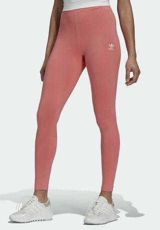 nowe oryginalne legginsy Adidas bieganie fitness joga M i L