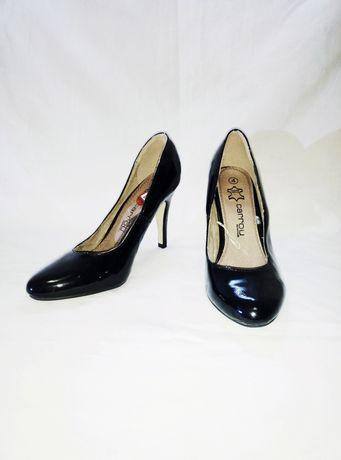 Туфли лаковые Туфли Женская обувь 37 размер