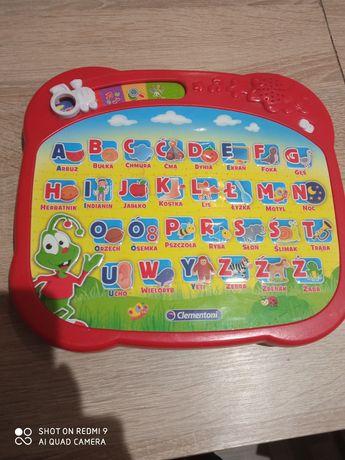 Clementoni alfabet świerszcza
