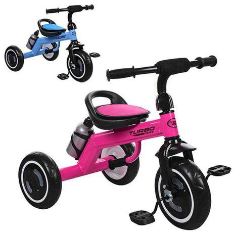 Трехколесный велосипед Turbo Trike M 3648 - M - 2, EVA колеса
