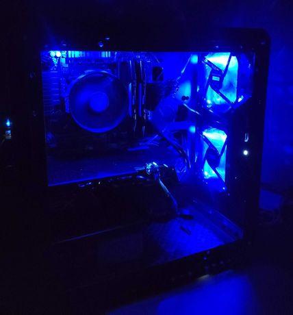 PC Gaming | Ryzen 5 2600 | Radeon RX 580 | 16GB RAM | 250GB SSD + 1TB