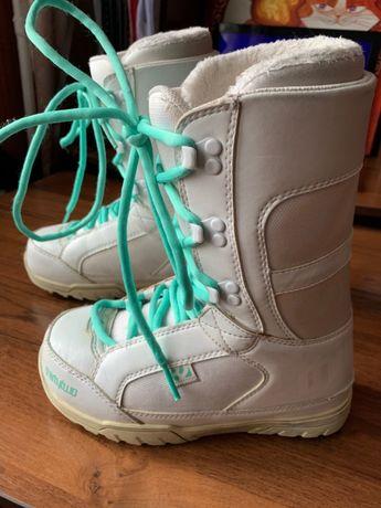 Сноуборд ботинки Thirty Two / сноубордические ботинки 36 р