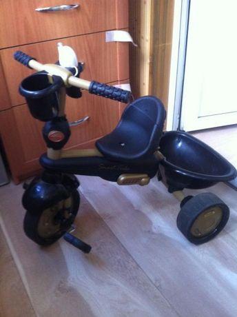 Трехколесный детский велосипед Smart Trike