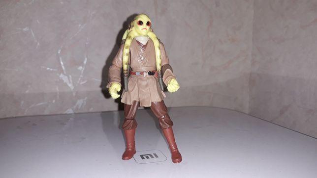 Star wars revenge of the Kit Fisto Action figure звездные войны