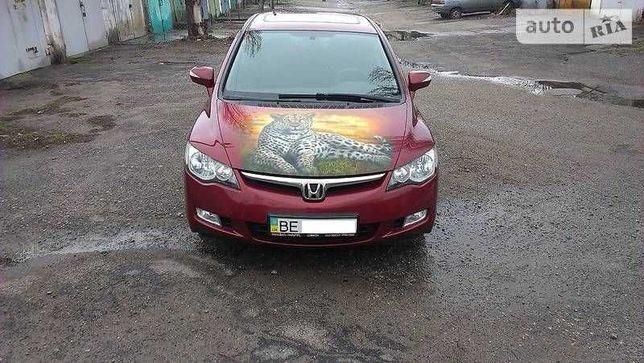 Honda Civic 2007 full