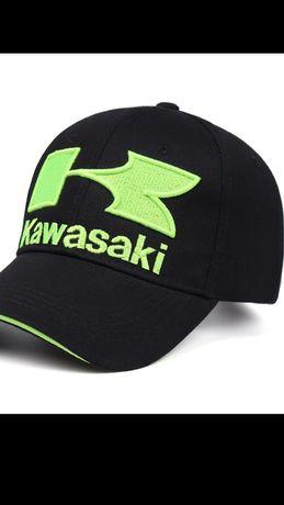 Czapka z daszkiem Kawasaki