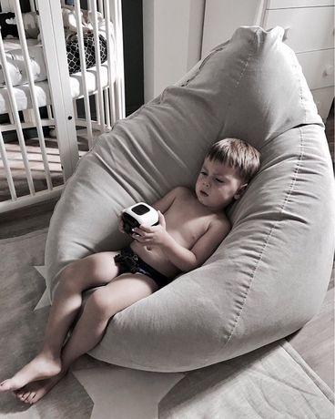 Детская мягкая мебель, кресло мешки, пуфы, мячи, диван