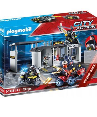 Centrala jednostki specjalnej PlayMobil