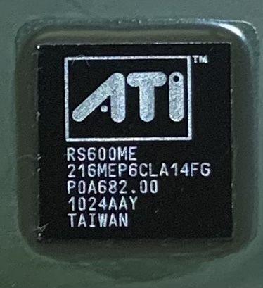 Микросхема ATI 216MEP6CLA14FG северный мост AMD RS600ME для ноутбукаСе