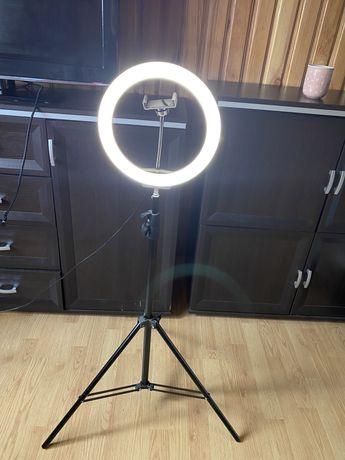 Lampa pierścieniowa