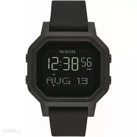 Nowy zegarek Nixon Siren Black