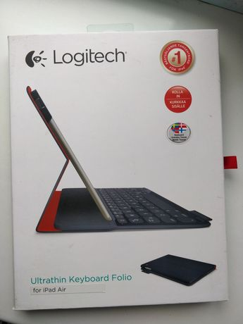 Продам Bluetooth-клавиатура Logitech Ultrathin Keyboard Folio для iPad