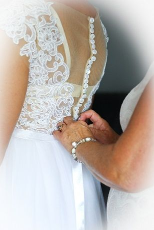 suknia ślubna roz.42
