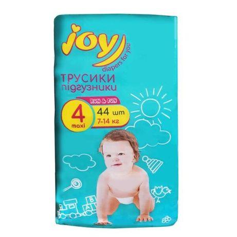 Памперсы joy размер 4